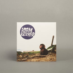 "Image of Adam Kesher - Ladies Loathing and Laughters (7"" white vinyl)"