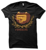 Image of Punchline<br>'Lion'<br>T-Shirt (Guys)