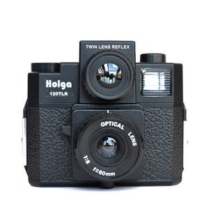 Image of Holga 120 TLR