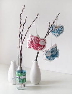 Image of Festive Craft Kit - AQUA