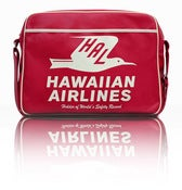 Image of HAWAIIAN SEAGULL RETRO AIRLINE BAG