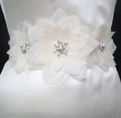 Image of SOPHISTICATE Wedding Belt/Sash