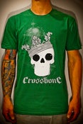 Image of Green Skull Mens