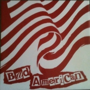 "Image of Bad American - S/T - 7"" EP"