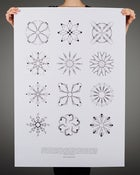 Image of Snowflakes - KriStina Gellerstedt