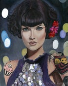 Image of &quot;Lacy&quot;/Limited Edition Giclee Print/11x14
