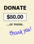 Image of Donate Now - 50.00