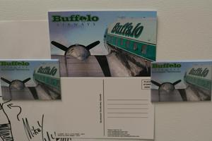 Image of Buffalo Postcard