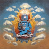 Image of Buddha Bot v5 - Art Prints