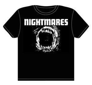 Image of Nightmares T-shirt