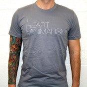 Image of I HEART MINIMALISM