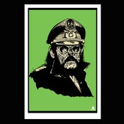 Image of LEMMY by BEN BROWN