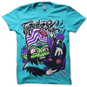 Image of Mojo Jojo Diamond Dog T Shirt