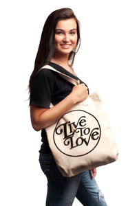Image of Circle Tote Bag