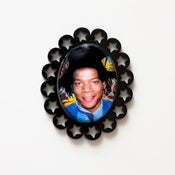 Image of Basquiat Brooche!