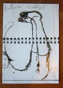 Image of Ballerina Scratchpad by Bill Callahan