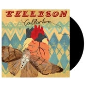 "Image of Tellison - Collarbone 7"" (with MP3 EP)"