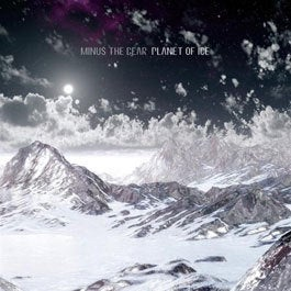 "Image of Minus the Bear, ""Planet of Ice"" CD"