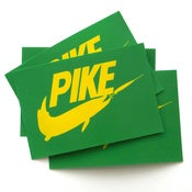 Image of PIKE Sticker