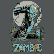 Image of Z is for Zombie - Art Prints
