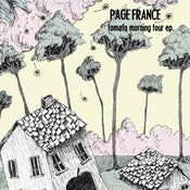 "Image of Page France, ""Tomato Morning Tour EP"" CD-EP"
