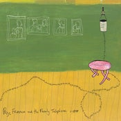 "Image of Page France, ""...and the Family Telephone"" LP / CD"