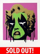 Image of PISSTAKE MARILYN ARTIST PROOF (pink)
