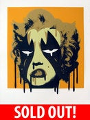 Image of PISSTAKE MARILYN ARTIST PROOF (ivory, orange)