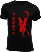 "Image of ""Scarface"" T-Shirt (Two Sided) Red on Black"