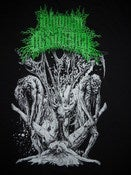 Image of INHUMAN DISSILIENCY T SHIRT 2ND PRINT
