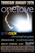 Image of Set In Color/One Love@ The Vibe Lounge