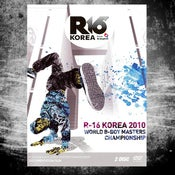 Image of R16 Korea 2010 Double DVD