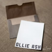 Image of Dispatch Notecards for Men