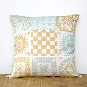 Image of Organic cotton CUSHION COVER