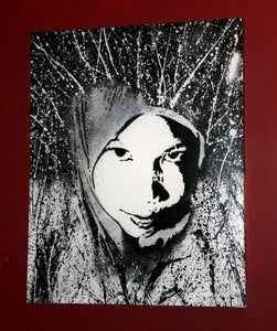 "Image of ""Amina"" - Canvas Edition"