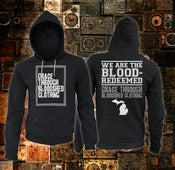 Image of We Are The Blood-Redeemed pullover Hoodies