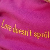 Image of Love doesn't spoil. [children's t-shirt]
