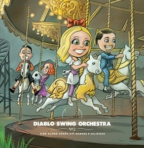 "Image of Diablo Swing Orchestra - ""Sing Along Songs..."" Regular edition"