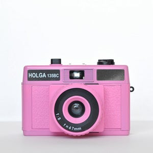 Image of Holga 135 BC Camera (Pink)