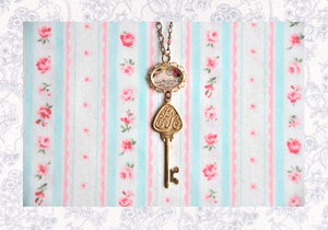 Image of Send me the key