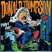 "Image of Donald Thompson - S/T 7"" - Black wax /300 (Surfin' Ki)"