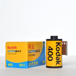Image of Kodak Ultramax ISO400 - Color 35mm Film