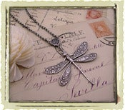Jewelry: &quot;Dragonfly&quot;