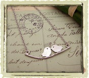 Jewelry: &quot;Love Birds&quot; in Silver