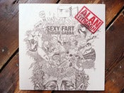 "Image of Blunt Force Trauma 7"" / Alan Titmash / Sexy Fart b/w Turgid Gabba"