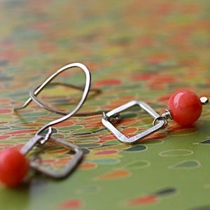 Image of Sweet Somethings- Silver, Coral
