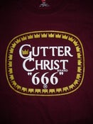 Image of GUTTER CHRIST OLD E T SHIRT