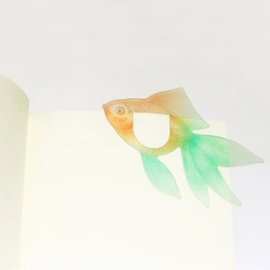Image of TtableOffice Fish Bookmark