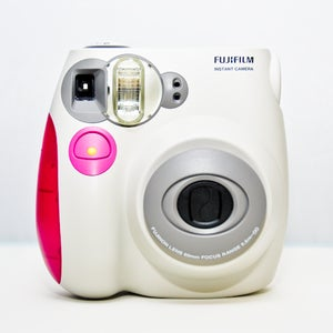 Image of Fujifilm Instax Mini 7s Camera (Pink)