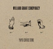 "Image of WILLARD GRANT CONSPIRACY ""Paper Covers Stone"""